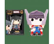 Thor 4-inch Enamel Pin из фильма Avengers Marvel