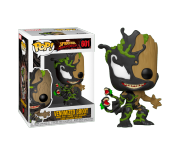 Venomized Baby Groot из комиксов Marvel