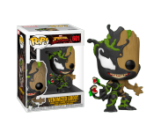 Venomized Baby Groot (preorder WALLKY) из комиксов Marvel