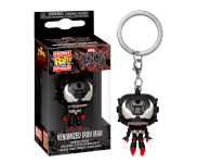 Venomized Iron Man keychain из комиксов Marvel