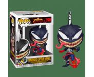 Venomized Captain Marvel (preorder WALLKY) из комиксов Marvel