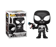 Venomized Punisher из комиксов Marvel