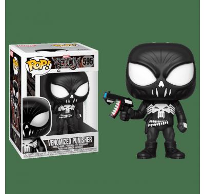 Веномизированный Каратель (Venomized Punisher) из комиксов Марвел