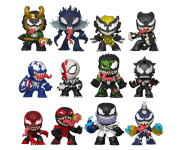 Venomized Heroes and Villains blind box mystery minis из комиксов Marvel