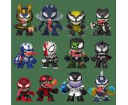 Venomized Heroes and Villains blind box mystery minis из комиксов Marvel