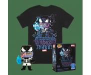 Venomized Thanos GitD Pop and Tee (Размер S) из комиксов Marvel