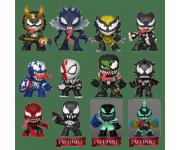 Venomized Heroes and Villains blind box mystery minis (Эксклюзив Walmart) из комиксов Marvel