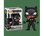 Venomized Black Panther со стикером (Эксклюзив GameStop) из комиксов Marvel