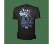 Venomized Thanos T-Shirt (Размер XL) из комиксов Marvel Comics