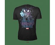 Venomized Thanos T-Shirt (Размер M) из комиксов Marvel Comics
