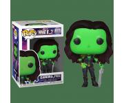 Gamora Daughter of Thanos из мультсериала What If…? Marvel 873