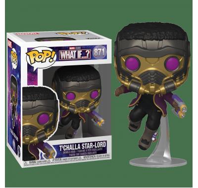 Т'Чалла Звёздный лорд (T'Chala Star-Lord) из мультсериала Что если…? Марвел