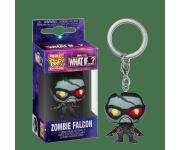 Zombie Falcon Keychain из мультсериала What If…? Marvel