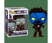 Zombie Iron Man GitD (Эксклюзив Amazon) из мультсериала What If…? Marvel 944