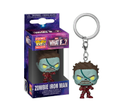 Zombie Iron Man Keychain из мультсериала What If…? Marvel