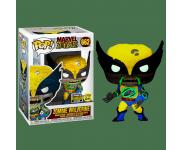 Wolverine Zombie GitD со стикером (Эксклюзив Entertainment Earth) из комиксов Marvel Zombies