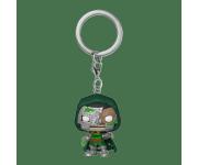 Doctor Doom Zombie Keychain из комиксов Marvel Zombies