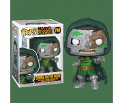 Doctor Doom Zombie из комиксов Marvel Zombies