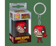 Deadpool Zombie Keychain из комиксов Marvel Zombies