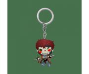 Gambit Zombie Keychain из комиксов Marvel Zombies