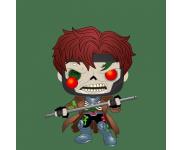 Gambit Zombie из комиксов Marvel Zombies