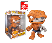 The Thing Zombie 10-inch (Эксклюзив SDCC 2020) (PREORDER ZS) из комиксов Marvel Zombies