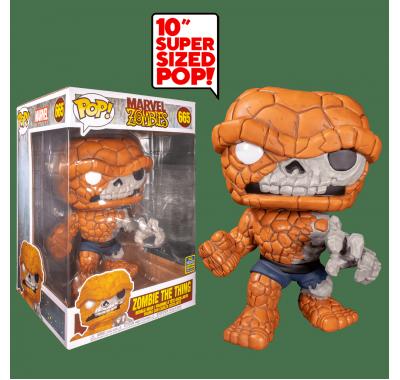 Существо зомби 25 см (The Thing Zombie 10-inch (Эксклюзив SDCC 2020)) из комиксов Марвел Зомби