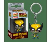 Wolverine Zombie Keychain из комиксов Marvel Zombies