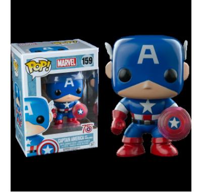 Captain America with Photon Shield 75th Anniversary из вселенной Marvel