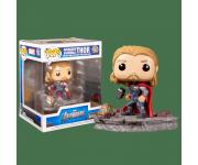 Thor Avengers Assemble Diorama Deluxe (Эксклюзив Amazon) из фильма Avengers: Endgame