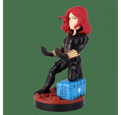 Чёрная Вдова подставка (Black Widow) из комиксов Марвел