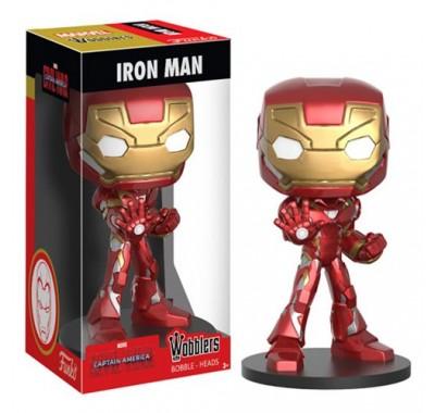 Железный человек (Iron Man Wobblers) из фильма Первый мститель: Противостояние