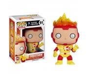 Firestorm (Vaulted) из комиксов Justice League DC Comics