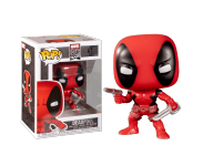 Deadpool First Appearance из серии Marvel 80th