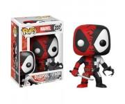 Deadpool Venom (Эксклюзив) из комиксов Marvel