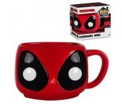 Deadpool mug из комиксов Marvel