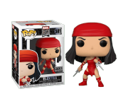 Elektra First Appearance со стикером (Эксклюзив FYE) из серии Marvel 80th 581
