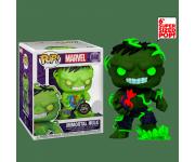 Immortal Hulk 6-inch GitD (Chase, Эксклюзив Previews) (PREORDER mid-MAY) из комиксов Marvel Comics