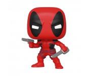Deadpool First Appearance из серии Marvel 80th