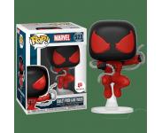 Scarlet Spider Kaine Parker со стикером (Эксклюзив Walgreens) из серии Marvel 80th