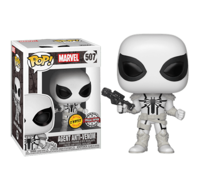 Агент Анти-Веном (Agent Anti-Venom (CHASE Эксклюзив Pop in a Box)) из комиксов Марвел