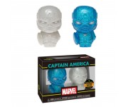 Captain America Blue and White XS Hikari 2-pack из комиксов Marvel