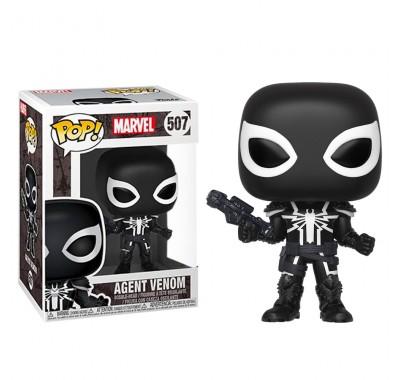 Агент Веном (Agent Venom (Эксклюзив Pop in a Box)) из комиксов Марвел