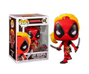 Lady Deadpool (Эксклюзив Pop in a Box) из серии Marvel 80th