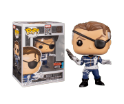 Nick Fury (Эксклюзив NYCC 2019) из серии Marvel 80th