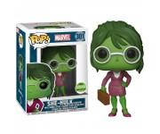 She Hulk Lawyer (Эксклюзив ECCC 2018) из комиксов Marvel