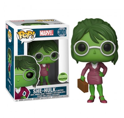 Женщина-Халк Адвокат (She Hulk Lawyer (Эксклюзив ECCC 2018)) из комиксов Марвел