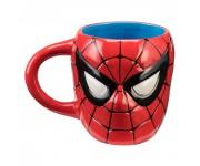 Spider-Man Sculpted Ceramic Mug из комиксов Marvel