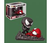 Venom vs Spider-Man Metallic Comic Moments (Эксклюзив Previews Exclusive) из комиксов Marvel
