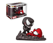 Venom vs Spider-Man Metallic Comic Moments со стикером (Эксклюзив Previews Exclusive) из комиксов Marvel
